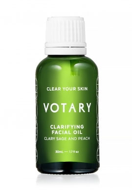 NEW Clarifying Facial Oil - Clary Sage and Peach