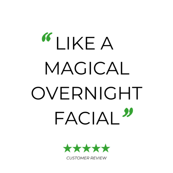 Intense Overnight Mask review